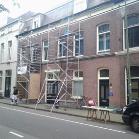 Project in stijgers